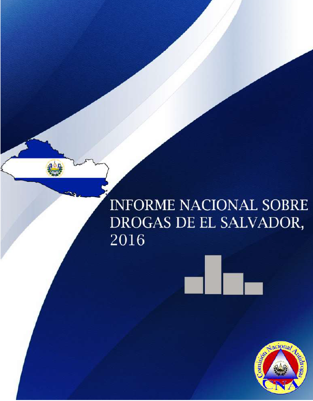 El Salvador Drug Report 2016