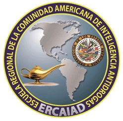 Graphic: logo of ERCAIAD school, Colombia